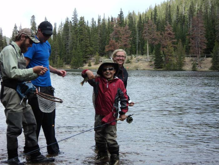 Guided Fly Fishing Trips In Estes Park Estes Angler
